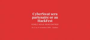 Hackfest sécurité informatique événement québec